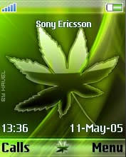 Weed Theme Mobile Theme