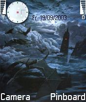 Nazgul Nokia Theme Mobile Theme