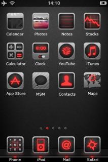High Tech Ussr Mobile Theme