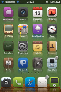 Julkas Apple IPhone Theme Mobile Theme