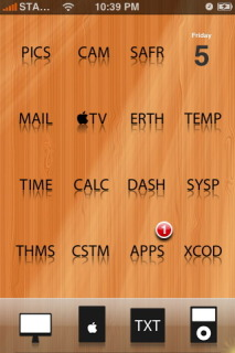More Than Words Theme Mobile Theme