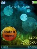 Shake It Theme Mobile Theme