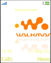 Sony Ericsson Walkman Theme Mobile Theme