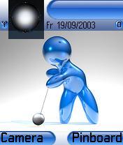 Blue Final PRO Theme Mobile Theme