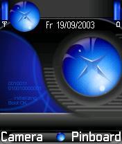 BlueX Theme Mobile Theme