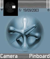 Crossbone Theme Mobile Theme