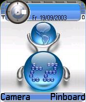 Nokia Crystal Theme Mobile Theme