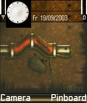Metal Theme Mobile Theme