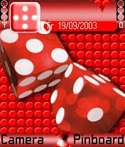 The Dices Mobile Theme