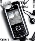 N72 Black Mobile Theme