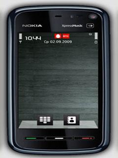 Auriel Nokia S60 Theme Mobile Theme