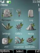 Mayan Vector Icons Mobile Theme