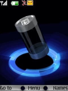Battery Theme Mobile Theme
