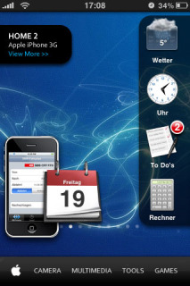 Ios Apple IPhone Theme Mobile Theme