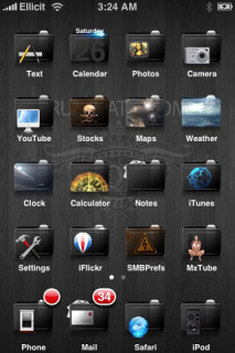 Rubaya Th2008 Mobile Theme