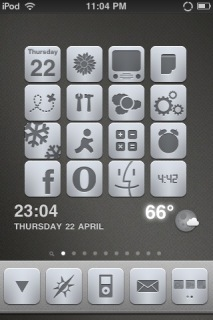 Serious Themes IPhone Mobile Theme