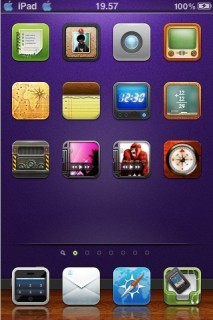 Teneo Mod IPhone Theme Mobile Theme