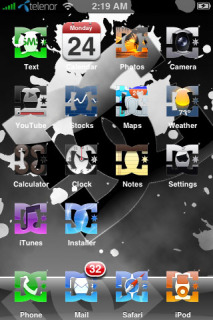 DC Shoes Co USA IPhone Theme Mobile Theme