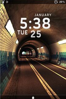 Long Journey LS Mobile Theme