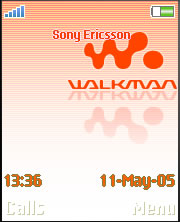 Walkman New Theme Mobile Theme