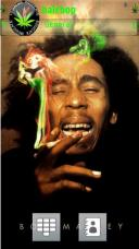 Bob Marley Mobile Theme