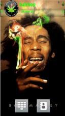 Bob Marley Mobile Theme