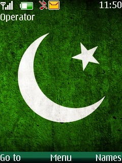 Pakistan Flag Theme  Mobile Theme