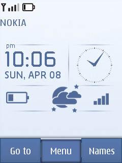 Chrom IPhone Mobile Theme