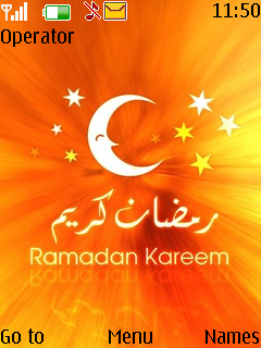 Ramadan Kareems Theme Mobile Theme