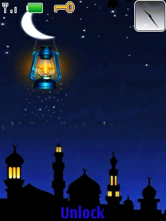 Ramdan Fantasy Night Nokia Theme Mobile Theme
