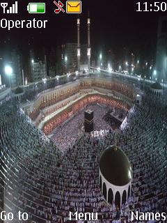 Makkah Mobile Theme
