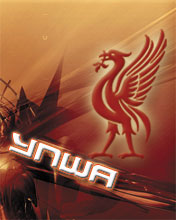 Liverpool FC 2010 Mobile Theme