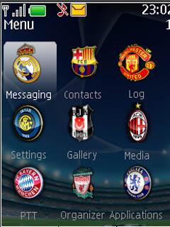 Champiansleague_1 Mobile Theme