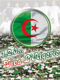 Algeria Football Mobile Theme