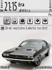Dodge Challenger Mobile Theme