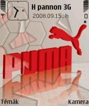 Puma Mobile Theme
