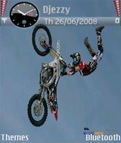 Moto Brike Mobile Theme