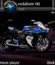 Yamaha Mobile Theme
