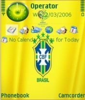 Brasil Mobile Theme