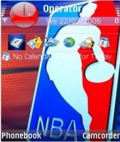 Nba Mobile Theme
