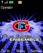 Fribourg Gotteron Mobile Theme