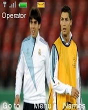 Real Madrid Mobile Theme