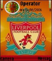 Liver Pool Fc Mobile Theme
