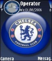 Chelsea Mobile Theme