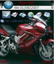 Vfr 800 Cc Mobile Theme