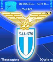 S S Lazio Mobile Theme