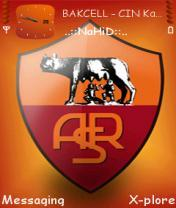 As Roma Mobile Theme