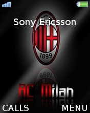 Ac Milan Mobile Theme