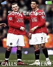 Manchester United Mobile Theme
