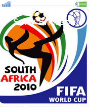 Fifa World Cup 2010 2011 Mobile Theme